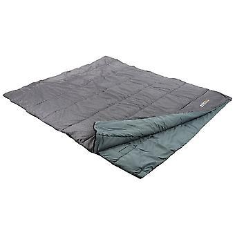 Regatta Grey Maui Double Sleeping Bag
