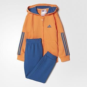 Adidas Infant Sports Terry Tracksuit
