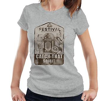 Pepsi Cola Rockabilly Music Festival Women's T-Shirt