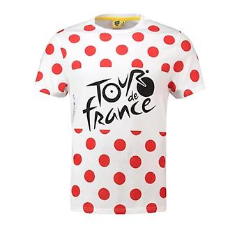Tour de France Kid's King of the Mountains T-Shirt | Polka | 2019
