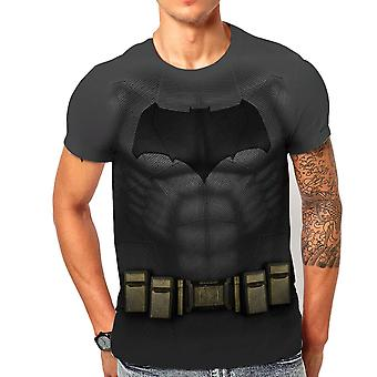 Miesten Justice League Batman sublimated puku T-paita