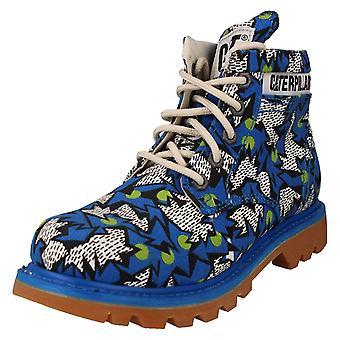 Ladies Caterpillar Casual Ankle Boots Ridge Walala P307616