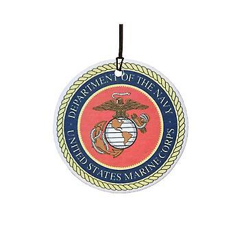 Deodorante per auto US Navy Marine Corps forze armate