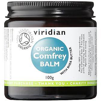 Viridian Comfrey Organic Balm 100g (683)
