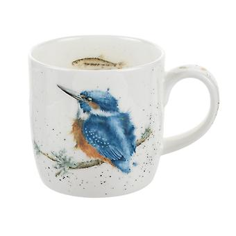 Wrendale Designs King of the River Mug