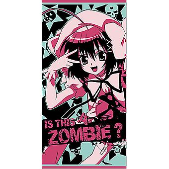 Towel - Is This A Zombie? - Haruna Toys New Licensed ge58606