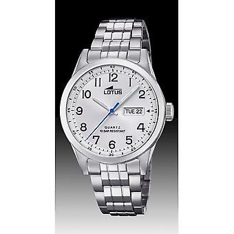 Lotus - Wristwatch - Men - 18670/1 - Steel Strap Classic