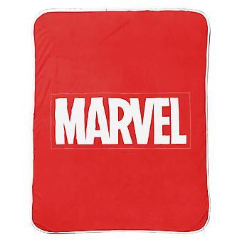 Marvel-logo heittää