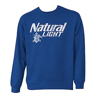 Natty Light Crew Neck Sweatshirt