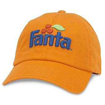 Fanta Orange Strapback Hat