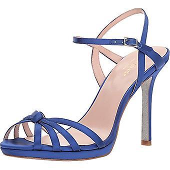 Kate Spade New York Womens Florens Läder Öppen Tå Speciellt Tillfälle Ankle Strap Sandaler