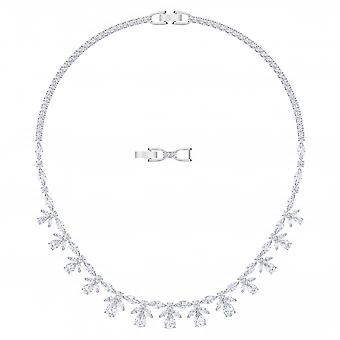 Swarovski necklace and pendant 5505495 - All Around Magistral M tal Rhodi Floral Patterns CrystalS Women