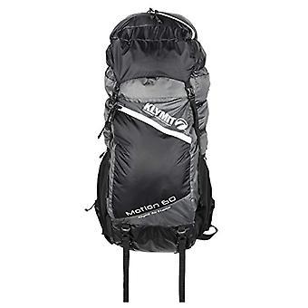Klymit Motion 60 Backpack - Unisex - Black/White/Yellow