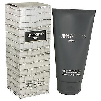 Jimmy Choo Man Shower Gel By Jimmy Choo 150 ml