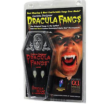 Dracula Fangs Shell XL
