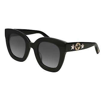 GUCCI GG0208S Grey Grey Degraded