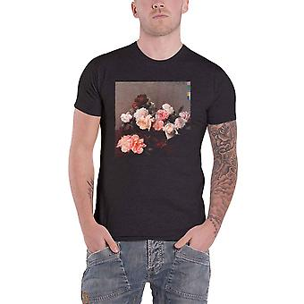 New Order T Shirt Power Corruption And Lies Band Logo new Official Mens Black
