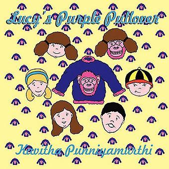 Lucys Purple Pullover by Punniyamurthi & Kavitha