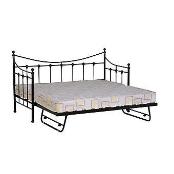 Torino Day Bed-negru