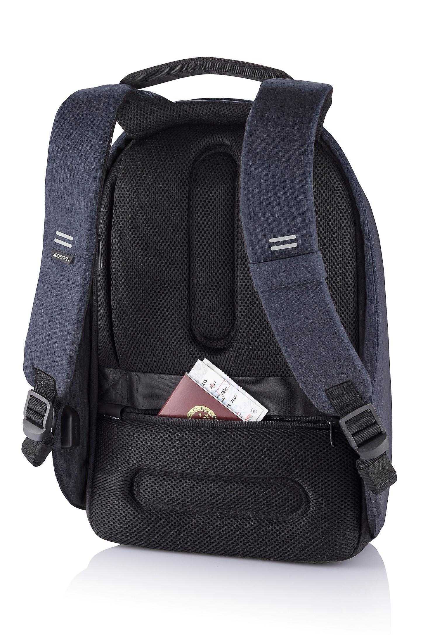XD Design Bobby Hero kleine anti-diefstal rugzak USB (unisex)