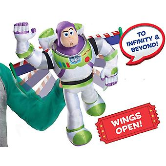 Toy Story 4 High Flying Buzz Lightyear Feature Plush Toy