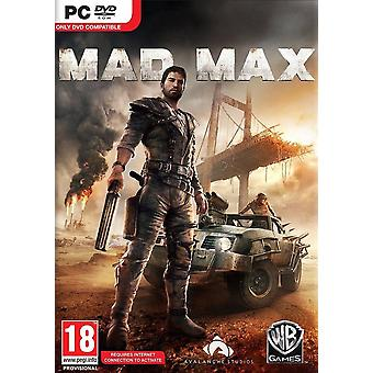 Mad Max PC DVD Game