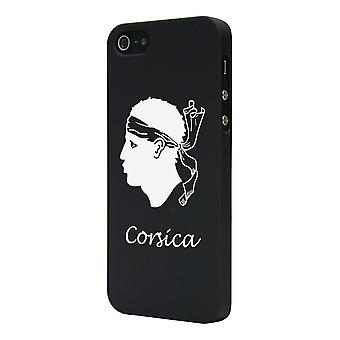 Moxie Corsica Black Shell For Apple IPhone 5