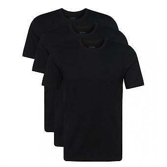 Boss Athleisure Boss Athleisure 3 Pack Mens Pure Cotton Mens T-Shirts
