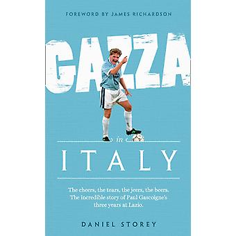 Gazza in Italy by Daniel Storey