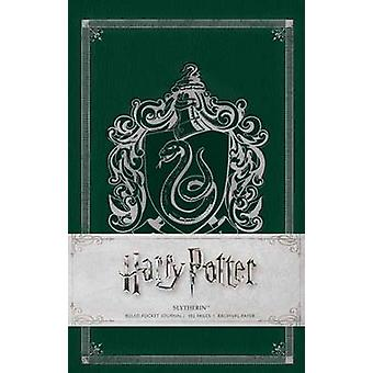 Harry Potter Slytherin Hardcover Ruled Journal by Insight Editions