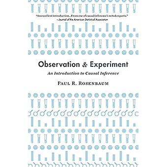 Observation and Experiment by Paul Rosenbaum