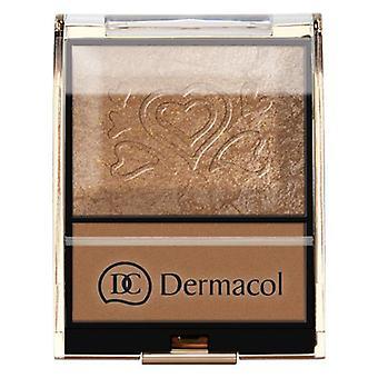 Dermacol Bronzing palett (makeup, Palets)