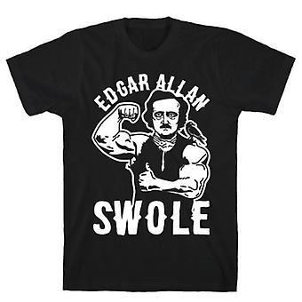 T-shirt noir d'Edgar allan