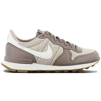 Nike Internationalist Damen Retro Schuhe - Sepia Stone - Braun 828407-203 Sneaker Sportschuhe