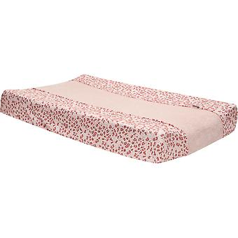 Bebe-you Wash pillow cover Leopard Pink