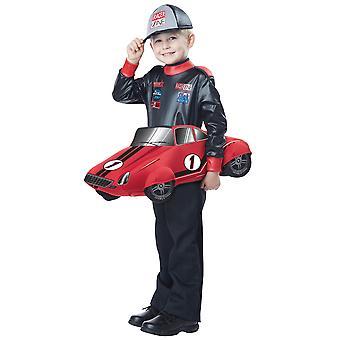 Mistrz świata w żużlu Car Racer Sport Book Week Toddler Boys Costume 3-6
