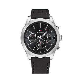 Tommy Hilfiger reloj de pulsera hombres Mulit función día de la semana ASHTON 1791740
