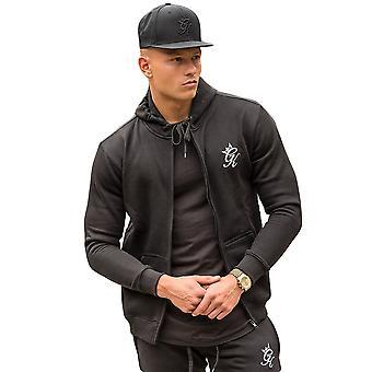 Gym King Zip Track Hood - Black