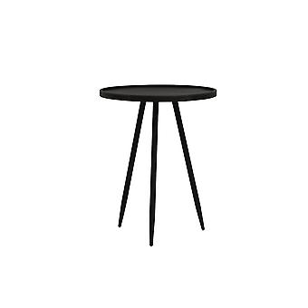 Light & Living Side Table 39.5x50.5cm Envira Zinc