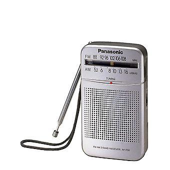 Panasonic Panasonic RF-P50DEG-S Bärbar FM / AM Radio