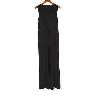 Lisa Rinna Collection Jumpsuits Sin Mangas Negro A309109
