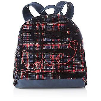 Desigual 19WAKA40 Kvinnors handväska/ryggsäck 28x10.5x28.1 cm (B x H x T)