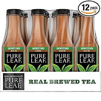 Lipton Pure Leaf Tea Unsweetened-( 547 Ml X 12 Bouteilles )
