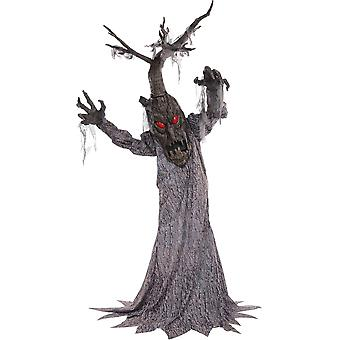 Scary Tree Animated Prop