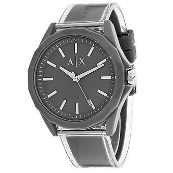 Armani Exchange Men's Classic Black Watch - AX2633