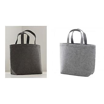 Bags By Jassz Large Felt Shopper (Pack of 2)