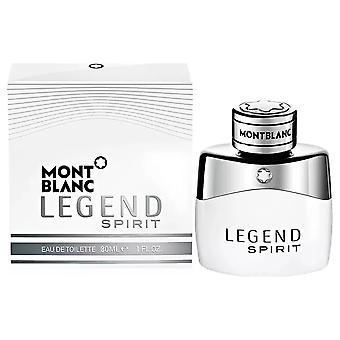Mont Blanc Legend Spirit Eau de Toilette Spray 30ml
