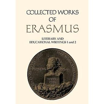 Literary and Educational Writings 1 and 2 Volumes 23 and 24 by Desiderius Erasmus