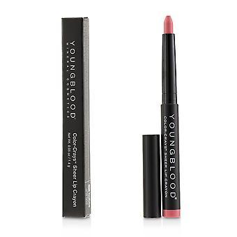 Cor crays lábio fosco lápis # biquíni rosa 223231 1.4g /0.05oz