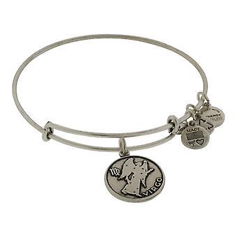 Alex and Ani Virgo Charm Bangle Bracelet - A13EB01VIRS